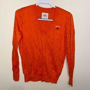 Women's V-Neck Hollister Sweater